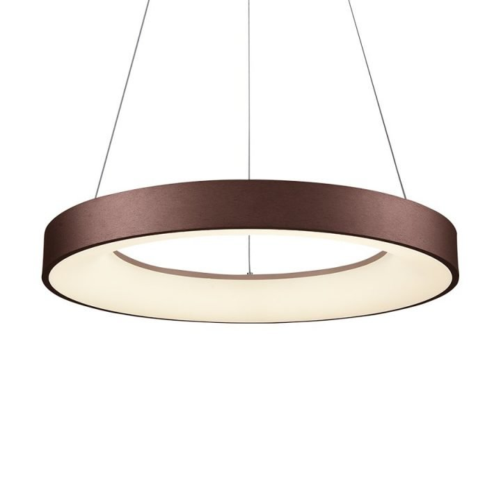 Luxera 18407 GENTIS 1 ágú függeszték LED lámpa