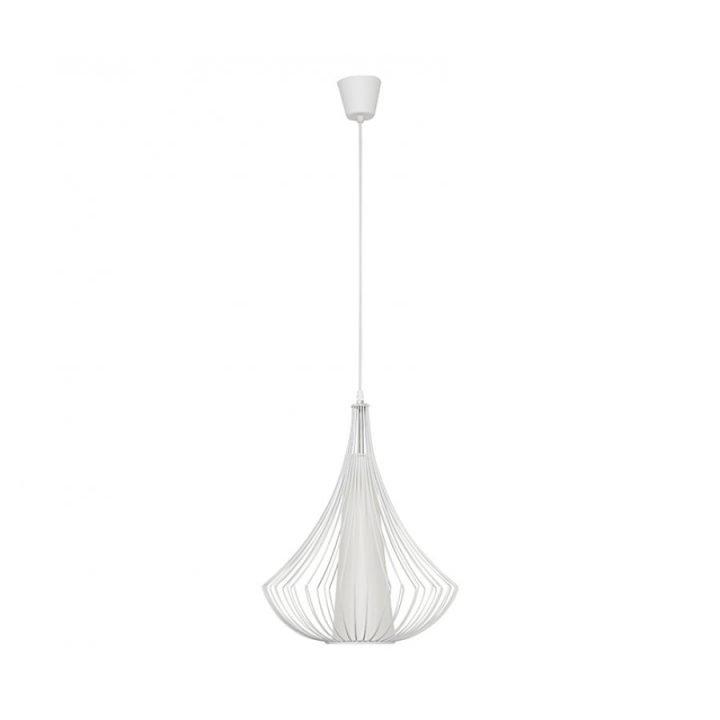 Nowodvorski TL 4608 KAREN WHITE 1 ágú függeszték lámpa