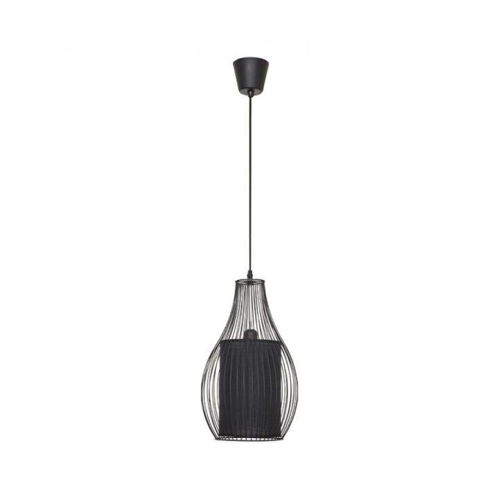 Nowodvorski TL 4610 CAMILLA BLACK 1 ágú függeszték lámpa