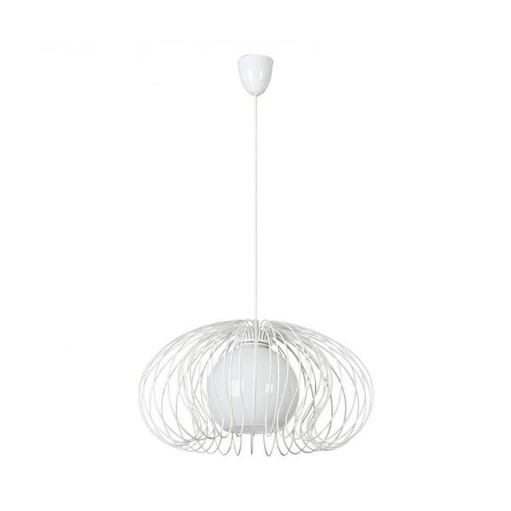 Nowodvorski TL 5295 MERSEY WHITE 1 ágú függeszték lámpa
