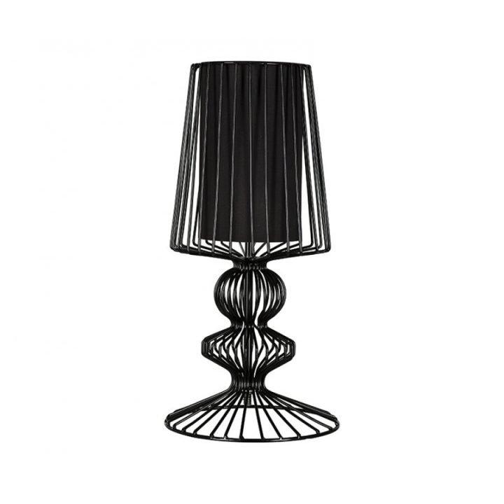 Nowodvorski TL 5411 AVEIRO BLACK komód lámpa