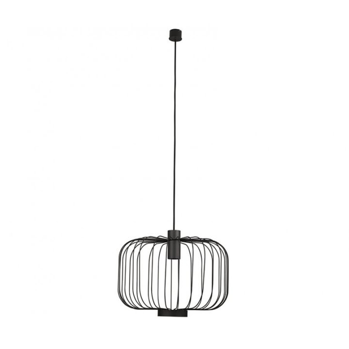 Nowodvorski TL 6941 ALLAN BLACK 1 ágú függeszték lámpa