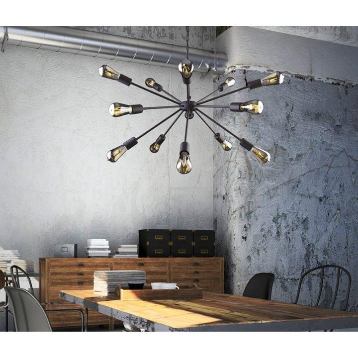 Nowodvorski TL 9733 ROD több ágú függeszték lámpa