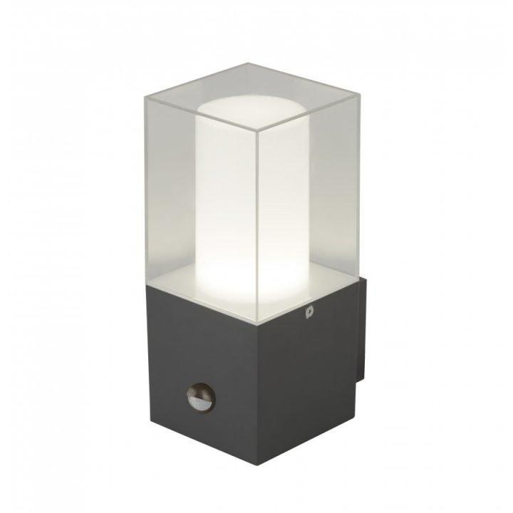 Searchlight 2581GY OUTDOOR kültéri fali lámpa