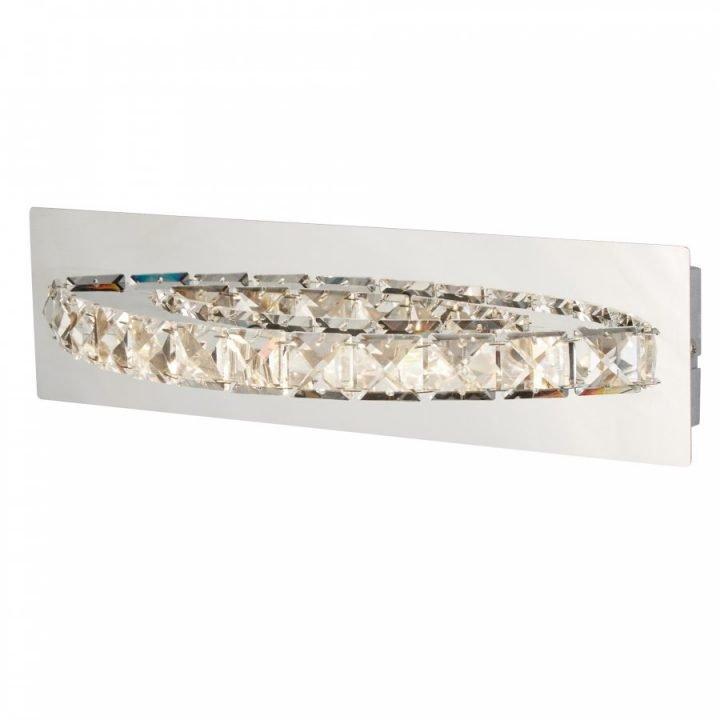 Searchlight 6002CC CLOVER fali LED lámpa