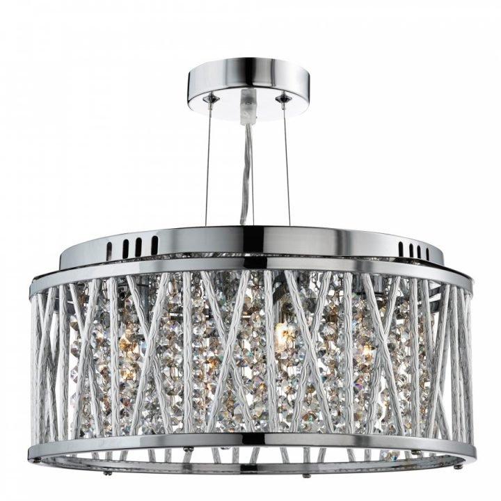 Searchlight 8333 3CC ELISE több ágú függeszték lámpa