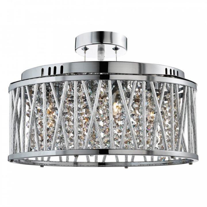 Searchlight 8335 5CC ELISE több ágú függeszték lámpa
