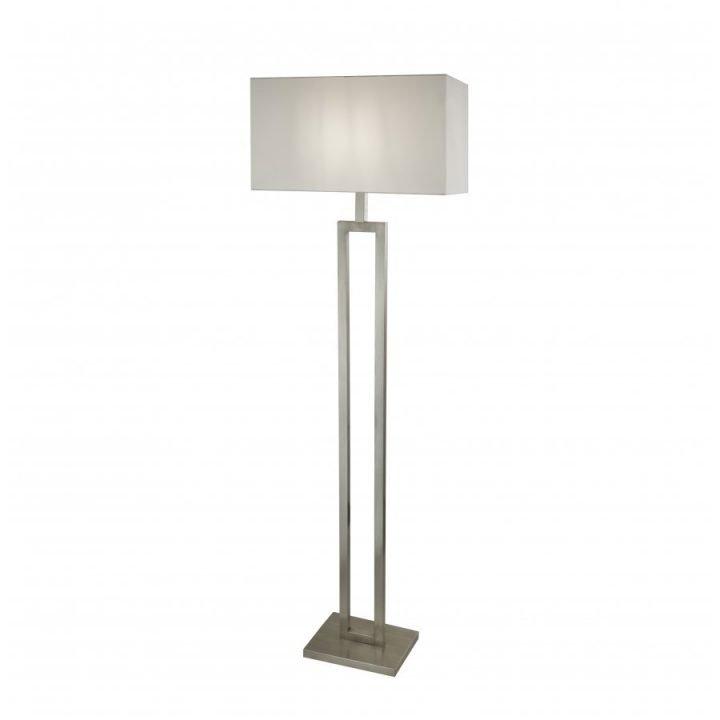 Searchlight EU2330SS FLOOR LAMP állólámpa
