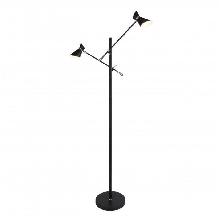 Searchlight EU5962 2BW DIABLO LED állólámpa