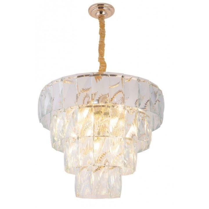 MaxLight P0269 VIVALDI több ágú függeszték lámpa