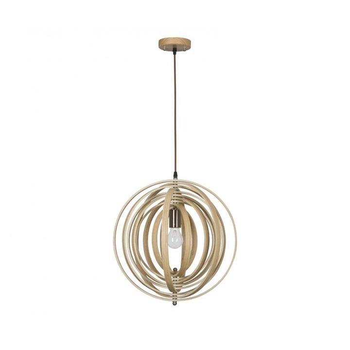 Nova Luce NL 9138062 ASCO 1 ágú függeszték lámpa